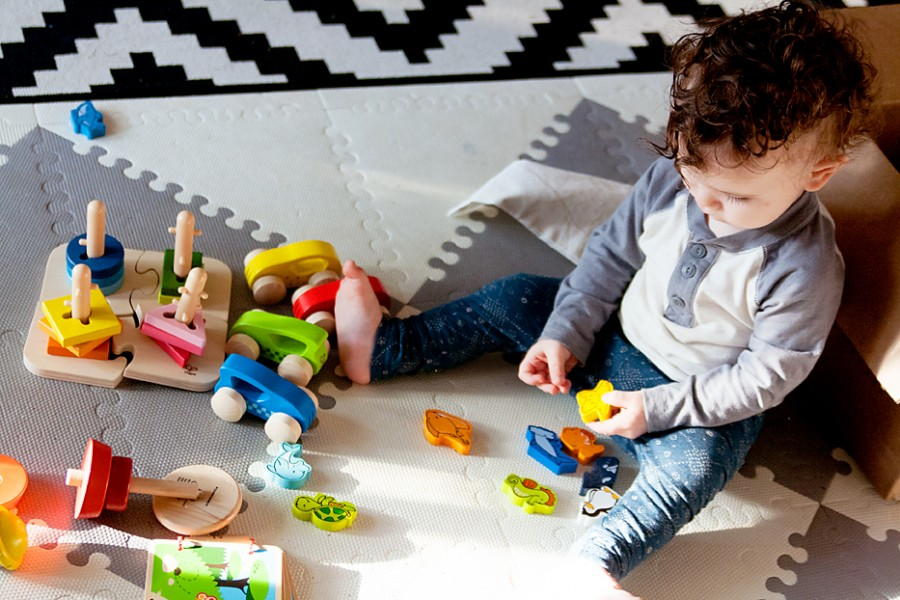 How to Clean Wooden Toys Safely | The Piñata Blog