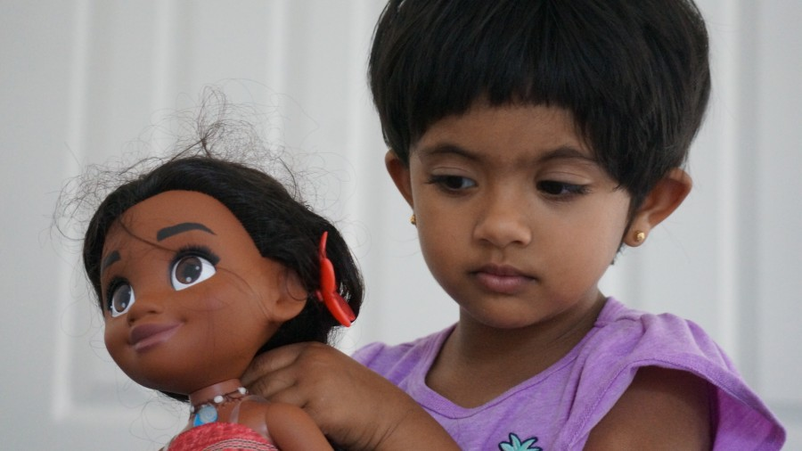 first doll