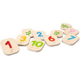 Braille Numbers 1-10