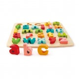 Chunky Alphabet Puzzle - Lowercase Letters