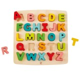 Chunky Alphabet Puzzle - Capital Letters
