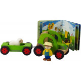 My Tractor Playset