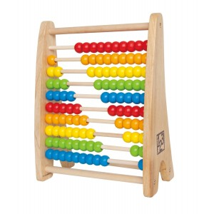 Rainbow Bead Abacus by Hape | Green Piñata Toys - Rent Safe ...