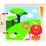 Baby Book - At The Zoo