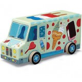 Mini Vehicle Ice Cream Truck Puzzle